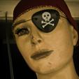 Una pirata