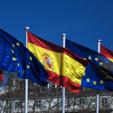 Banderas UE-España