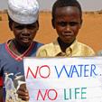 No water, no life