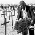 Cementerio en Haití
