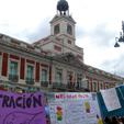 Protesta en Sol