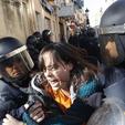 Protestas en Valencia