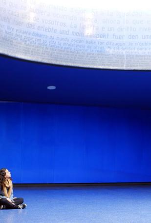 Monumento a las víctimas en Atocha / Inma Mesa