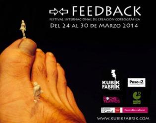 Cartel del festival Feedback
