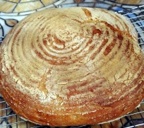 Un pan casero